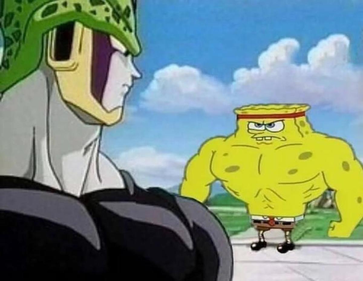 Top Ten Anime Battles