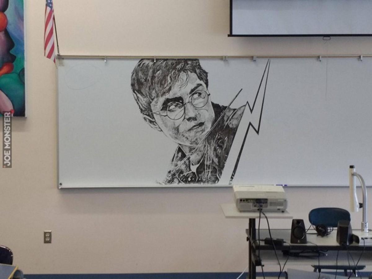 Whiteboard Drawing