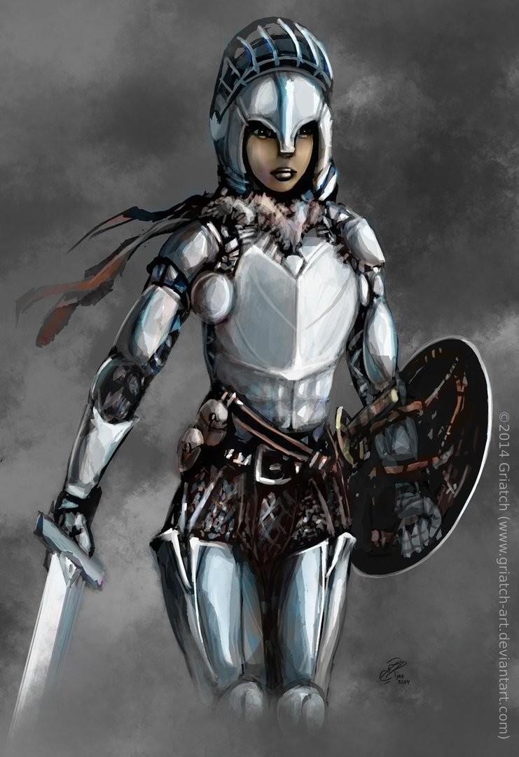 women in armor comp